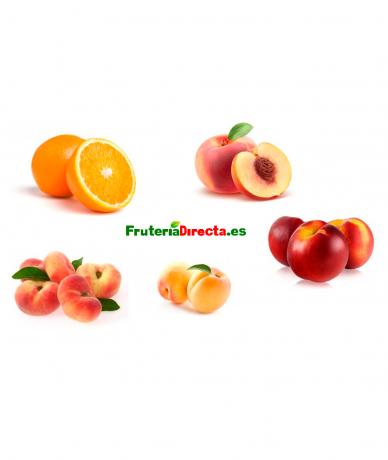 Caja Fruta de Verano