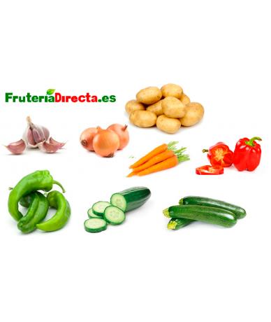 Caja de Verdura Combinada Gourmet